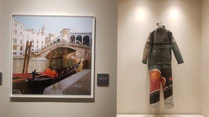 """El Palacio de Gaviria (Madrid) presenta 'The Invisible Man' de Liu Bolin, un """"testimonio silencioso de la arbitrariedad"""""""
