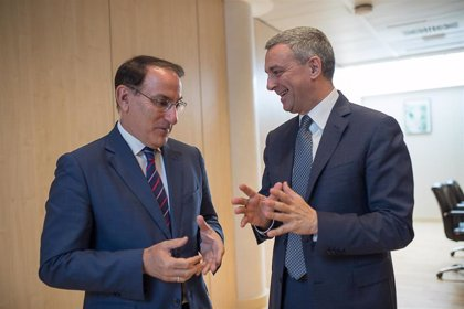 BBVA y Garántia apuestan por la financiación de pymes y autónomos de Andalucía con una línea de crédito de 7 millones