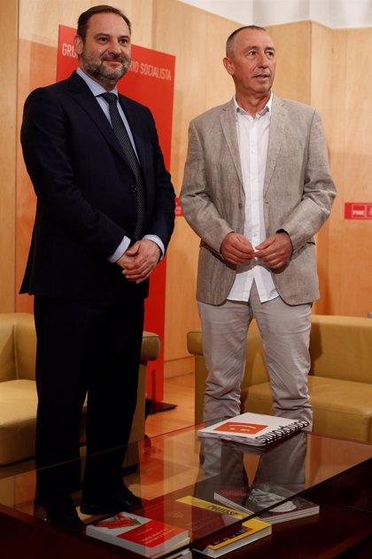 Ábalos respeta la posición de la Abogacía favorable a que Junqueras jure como eurodiputado