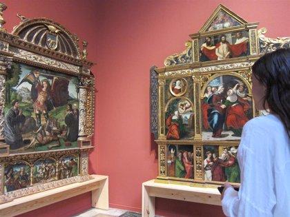 La exposición 'Joyas de un patrimonio' de la DPZ recibe ya la visita de más de 35.000 personas