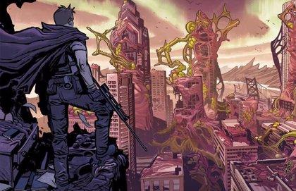 Oblivion Song, el cómic de Robert Kirkman, saltarán a la gran pantalla