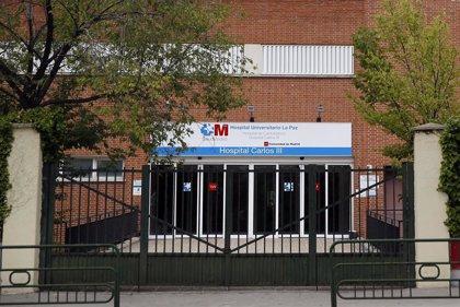 La Unidad de Aislamiento de Alto Nivel de Hospital La Paz-Carlos III ha atendido 4 casos de infecciones de alto riesgo