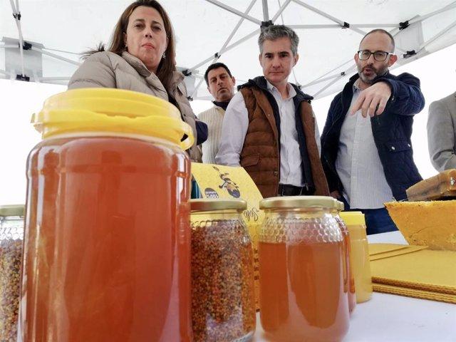 Del Amor presenta los proyectos privados del Grupo de Acción Local