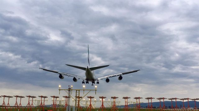 L'Aeroport de Barcelona registra a l'abril un augment de passatgers del 6,6%