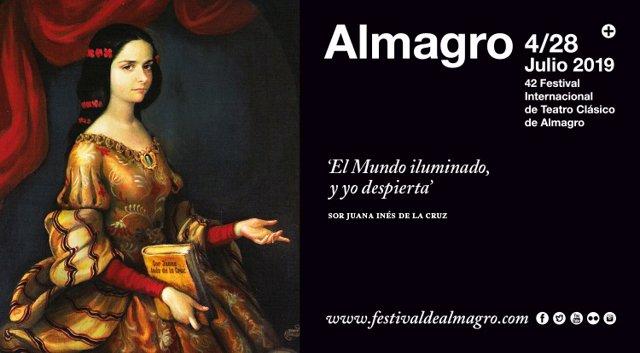 "AMP.- El Festival de Almagro regresa con una edición ""superfeminista"": ""Van a salir 'groupies' de Sor Juana Inés"""