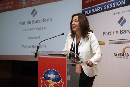 El puerto de Barcelona acoge la Sino-European International Freight Forwarders Conference