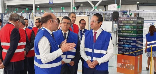 ITP Aero amplía sus instalaciones en Querétaro (México)