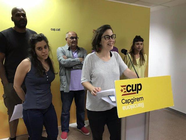"""La CUP alerta a Colau que un acord amb Valls seria com """"pactar amb el diable"""""""