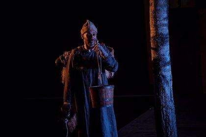 L'actor i dramaturg mallorquí Toni Gomila, nominat als Premis Butaca de Teatre de Catalunya