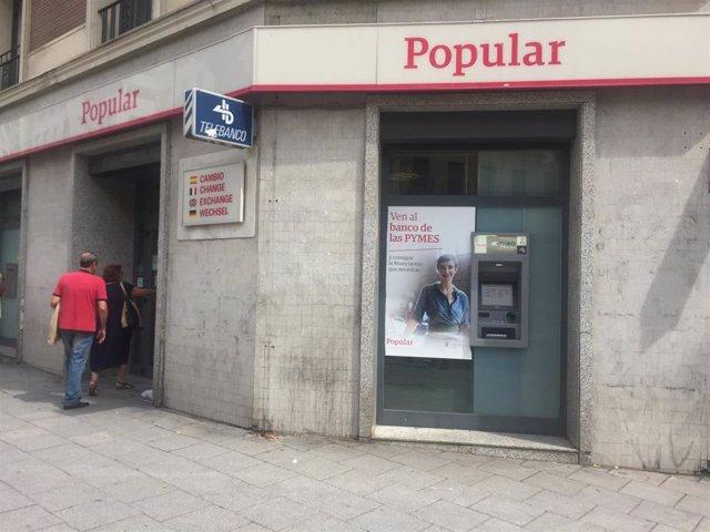 Los investigados por el 'caso Popular' declararán en octubre a la espera de que finalice el juicio de Bankia