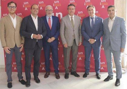 Espadas y Maldonado inauguran en la UNIA en Sevilla una jornada sobre autoconsumo eléctrico como oportunidad de empleo