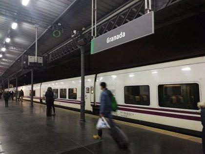 Piden compensar con descuentos en el AVE a Granada los años de aislamiento ferroviario