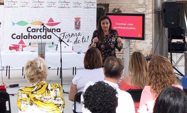 Granada.- Guadalinfo Carchuna-Calahonda reúne a Pymes y a expertos en marketing y comunicación corporativa