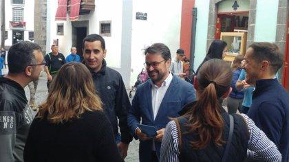 Coalición Canaria ofrece al PP la Presidencia del Gobierno de Canarias y Antona estudia la oferta