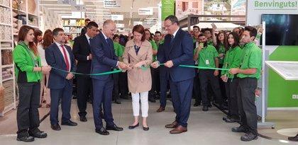 Leroy Merlin inaugura en Girona una tienda creando 154 empleos directos y 60 indirectos