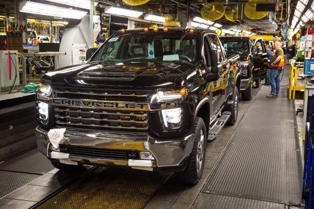 Economía/Motor.- General Motors invierte 133 millones de euros en su planta de Michigan (EE.UU.)
