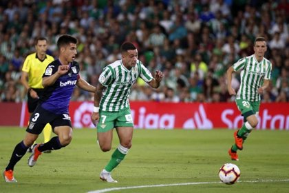 Sergio León ficha por el Levante para las tres próximas temporadas