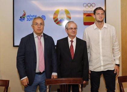 """Blanco: """"Los Juegos Europeos deben tener un futuro impresionante"""""""