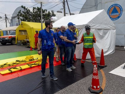 El Infoca de Córdoba colabora con Guatemala para combatir los incendios