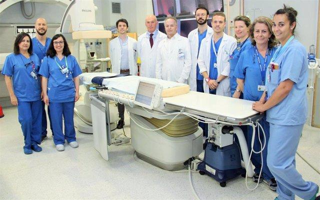 El Hospital Clínico San Carlos de Madrid será el único en España de la Red Europea de Patologías Vasculares Raras