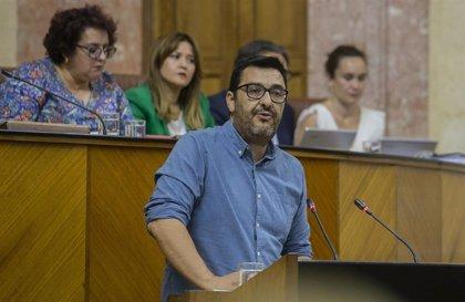 """Adelante ve a Andalucía """"en manos de un gobierno débil"""" y cree a Moreno """"desacreditado"""""""