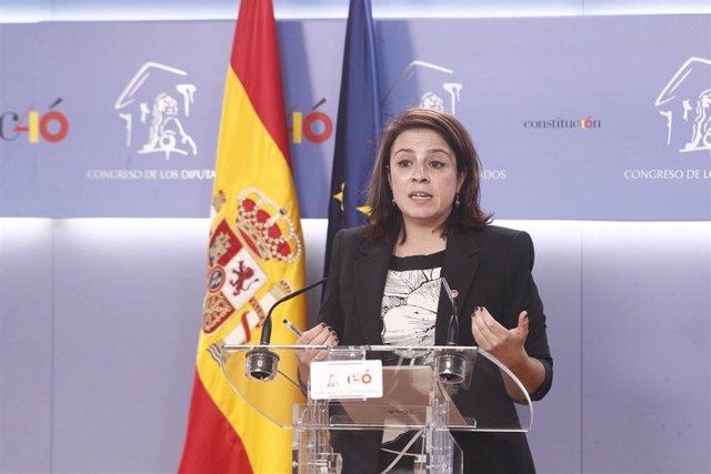 VÍDEO: Lastra reprocha a PP y C's que blanqueen a Vox con su entrada en Madrid, pero bloqueen el Gobierno de la nación