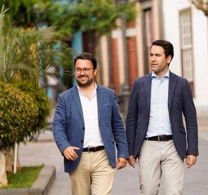 García Egea convoca este jueves en Madrid a Antona y los presidentes insulares del PP para valorar la oferta de CC
