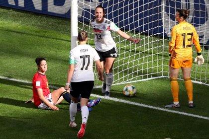 Alemania rebaja el entusiasmo mundialista de España