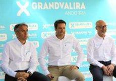 L'estació andorrana de Grandvalira vol créixer més d'un 10% en afluència aquest estiu (EUROPA PRESS)