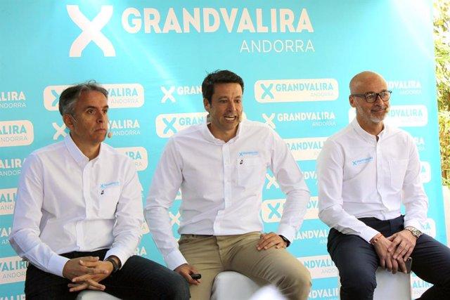 L'estació andorrana de Grandvalira vol créixer més d'un 10% en afluència aquest estiu