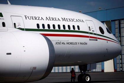 México dice que la venta del antiguo avión presidencial financiará el plan migratorio pactado con EEUU