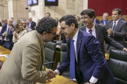 """Vox retira la enmienda al Presupuesto andaluz tras el compromiso de incorporar la """"violencia intrafamiliar"""""""
