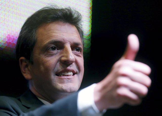 El opositor argentino Sergio Massa