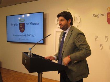 PP y Ciudadanos coinciden en que las negociaciones para un gobierno de coalición en Murcia están muy adelantadas