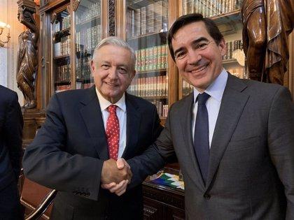 BBVA prevé invertir 2.900 millones de euros en México en los próximos seis años