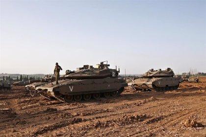 Israel ataca objetivos de Hamás en Gaza en respuesta al lanzamiento de un proyectil desde la Franja