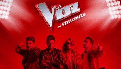 La Voz hará un multitudinario concierto el 11 de julio en Madrid