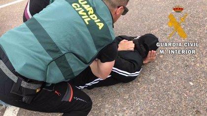 Siete detenidos en Almería de una red dedicada al tráfico de personas desde Orán
