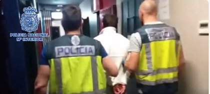 En libertad con cargos el viudo de una de las víctimas en Aranjuez detenido ayer en las inmediaciones del juzgado