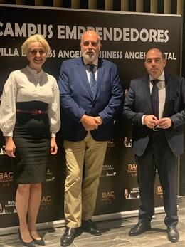 Sevilla.- La Junta apoya la nueva aceleradora de empresas Business Angels