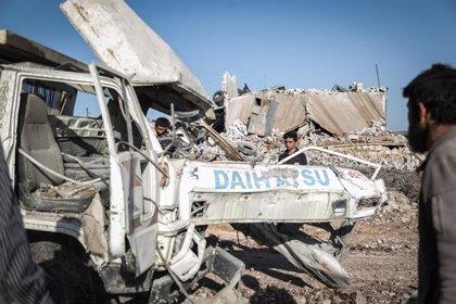 El Ejército sirio bombardea una zona rebelde y un puesto de observación turco pese a la supuesta tregua