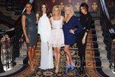 Foto: Las Spice Girls, incluida Victoria Beckham, juntas en una película de animación