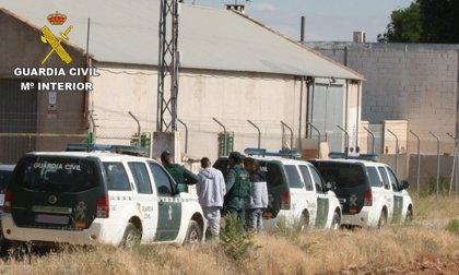 Detenidas tres personas por 24 robos en las provincias de Zamora, Toledo, Ciudad Real y Cuenca