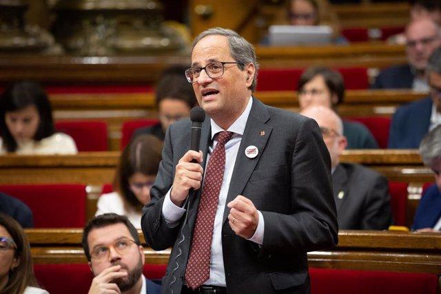 """AV.- Torra afea a los comuns aceptar los votos de Valls en Barcelona: """"Es casta"""""""