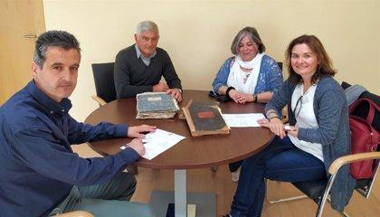 El Archivo Histórico Provincial recibe en depósito el fondo de la Junta Vecinal de Silió