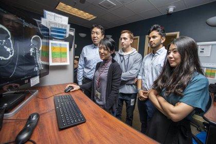 La inteligencia artificial ayuda a los radiólogos a detectar aneurismas cerebrales