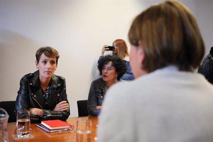 """El PSN afirma que no aceptará """"chantajes o amenazas políticas"""" ni de EH Bildu ni de Navarra Suma"""