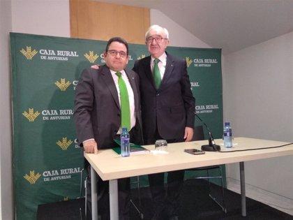 """Quirós dará a Fernando Martínez el relevo en la presidencia de Caja Rural Asturias con """"espíritu de continuidad"""""""