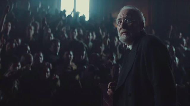 """Tráiler de Mientras dure la guerra, lo nuevo de Amenábar con Unamuno en la Guerra Civil: """"Vencer no es convencer"""""""
