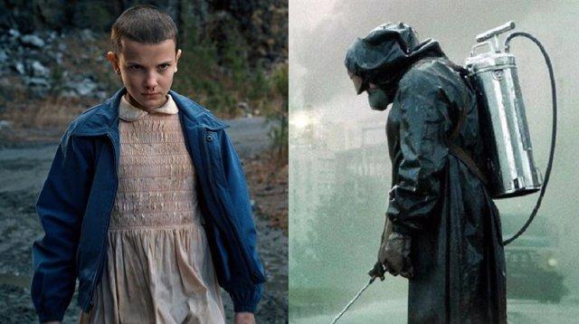 La loca teoría que conecta Stranger Things con Chernobyl